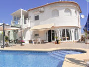Ferienhaus in Setla Denia mit privatem Pool