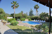 Villa in Javea mit Privatpool