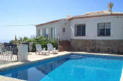 private Villa in Javea