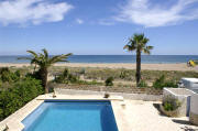 Villa am Meer in Denia mit Privatpool