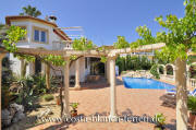 private Villa in Denia Costa Blanca