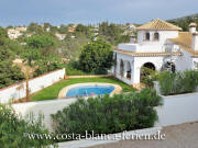 Villa in Denia mit Privatpool