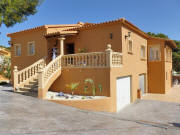 Villa in Moraira am Strand